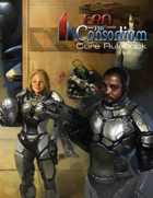 Era: The Consortium - Core Rulebook