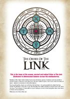 Order of the Link - Rulebook Primer
