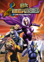 Era: The Empowered - Core Rulebook