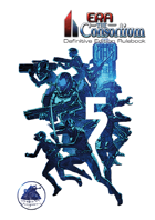 Era: The Consortium - 5th Anniversary Edition Rulebook
