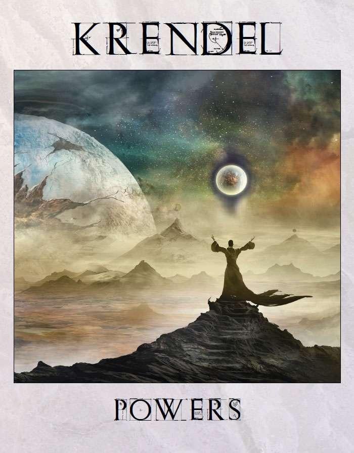 Krendel Powers - Grayscale Games LLC   Flames Rising PDF Store