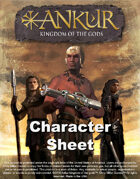 ANKUR Character Sheet