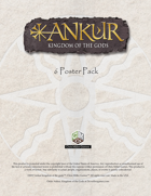 Ankur Map Poster Set