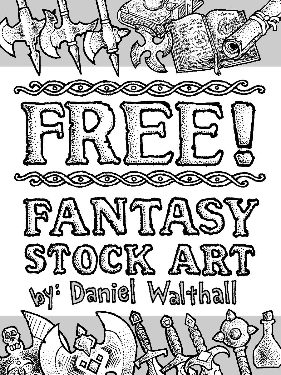 Free Fantasy Stock Art