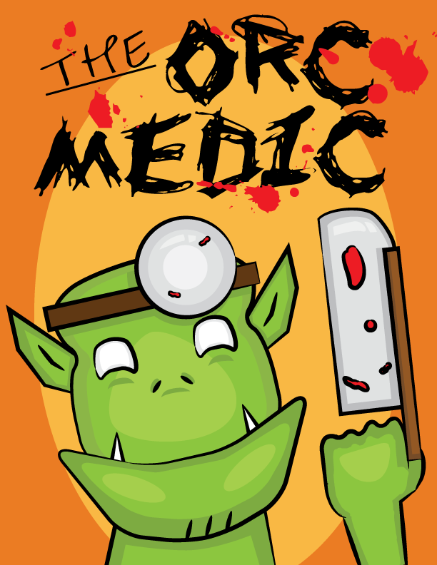 The Orc Medic - A Dungeon World Playbook