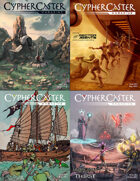 CypherCaster Issues 005-008 [BUNDLE]