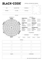 Black Code - Character Sheet