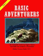 PM1 Basic Adventurers