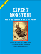 PM7 Expert Monsters Set 3