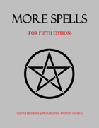 More Spells for Fifth Edition