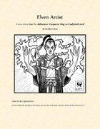 Elven Arcist