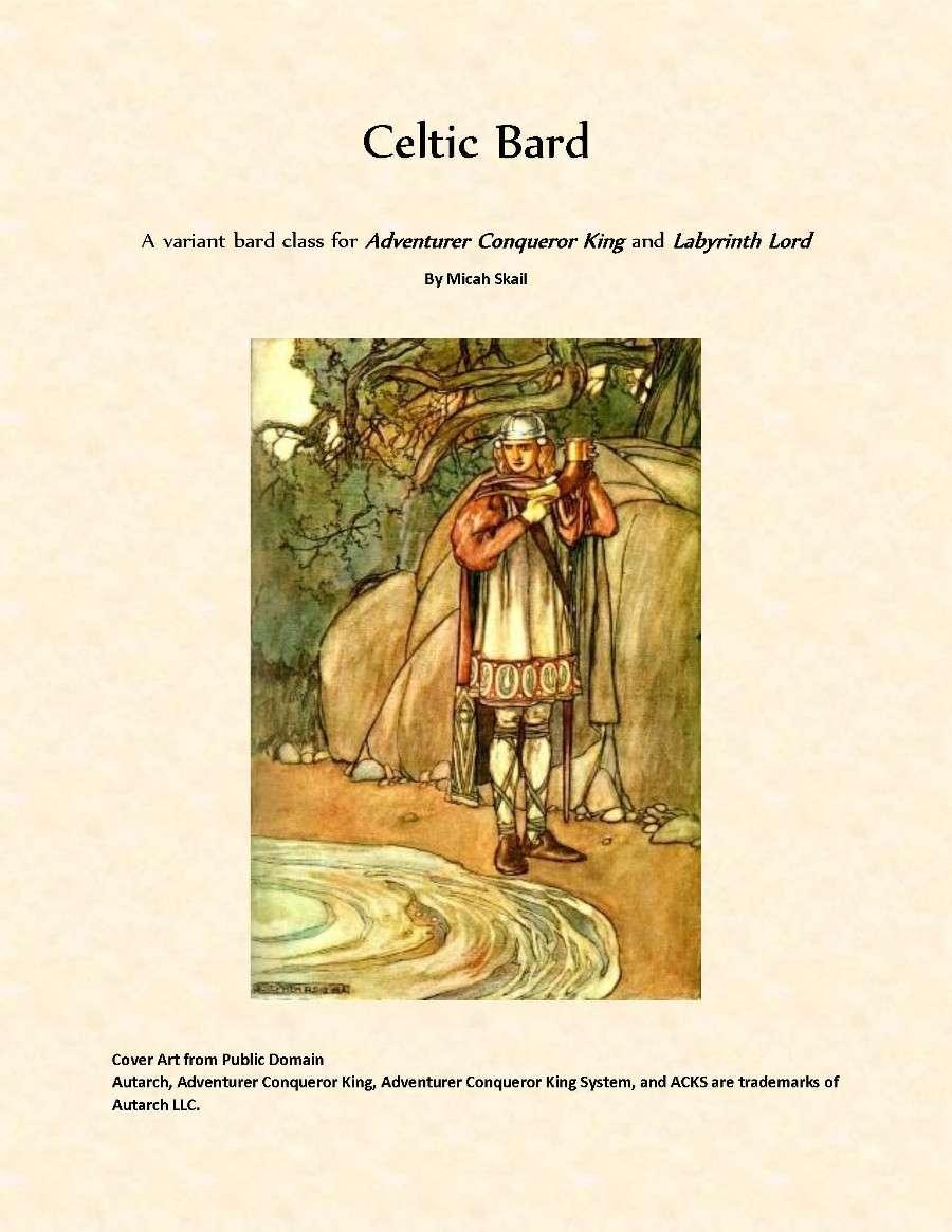 adventurer conqueror king system pdf download