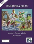 Divinities and Cults: Volume II (DCC RPG)