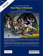 Cover of Wyrd Ways of Walstock