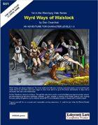 Wyrd Ways of Walstock (Labyrinth Lord)