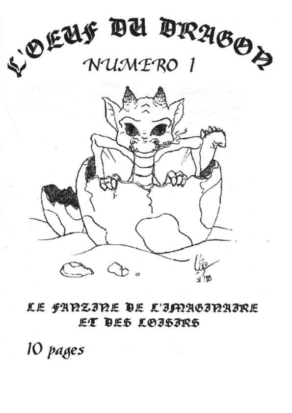 Oeuf du dragon 1