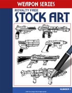 Weapon Series Stock Art #1
