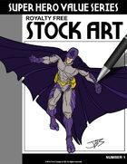 Super Hero Value Series #1