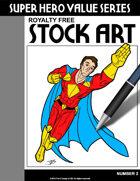Super Hero Value Series #2