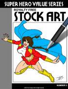 Super Hero Value Series #3