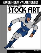 Super Hero Value Series #7