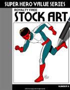 Super Hero Value Series #8
