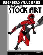 Super Hero Value Series #9