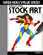 Super Hero Value Series #10