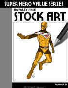 Super Hero Value Series #11