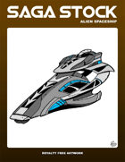 Saga Stock (Alien Ship)