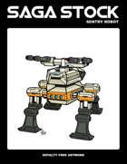 Saga Stock (Sentry Robot #2)