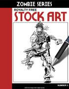 Zombie Stock Art #3