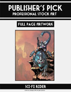 Publishers Pick Full Page Art
