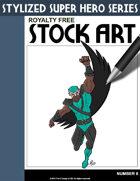 Stylized Super Hero Series #6