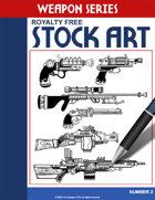 Weapon Series Stock Art #2