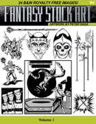 Fantasy Stock Art Set 1