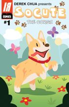 Socute the Corgi #01