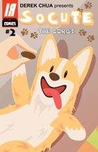 Socute the Corgi #02