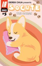 Socute the Corgi #05