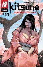 Kitsune: Assassin For Hire #11