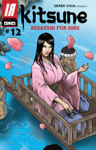 Kitsune: Assassin For Hire #12