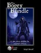 Bogey of Brindle - 1E/OSRIC