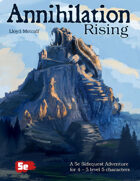Annihilation Rising (5E)