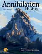 Annihilation Rising (1E)