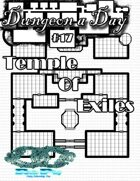 Dungeon a Day #17 The temple of exiles
