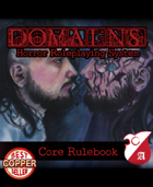 Domains Horror Roleplaying System Core Rulebook