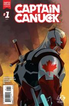 Captain Canuck #1