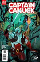 Captain Canuck #2