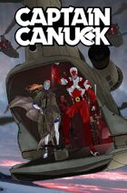 Captain Canuck Comics Intro Set 0 - 6 [BUNDLE]
