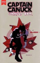 Captain Canuck: Unholy War TPB